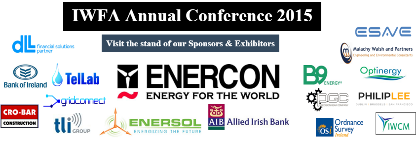 Annual Conference 2015 - Sponsors & Exhibitors
